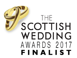 Scottish Wedding Awards finalist 2017