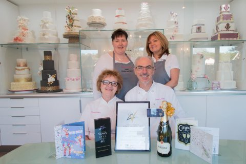 Award Winning Wedding Cake Bakers