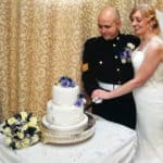 Gretna Green Wedding Cake Photo