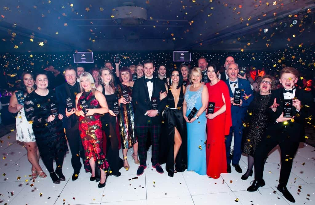VOWS AWARDS- all the winners from 2019!
