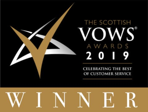 VOWS Awards WINNER 2019 logo